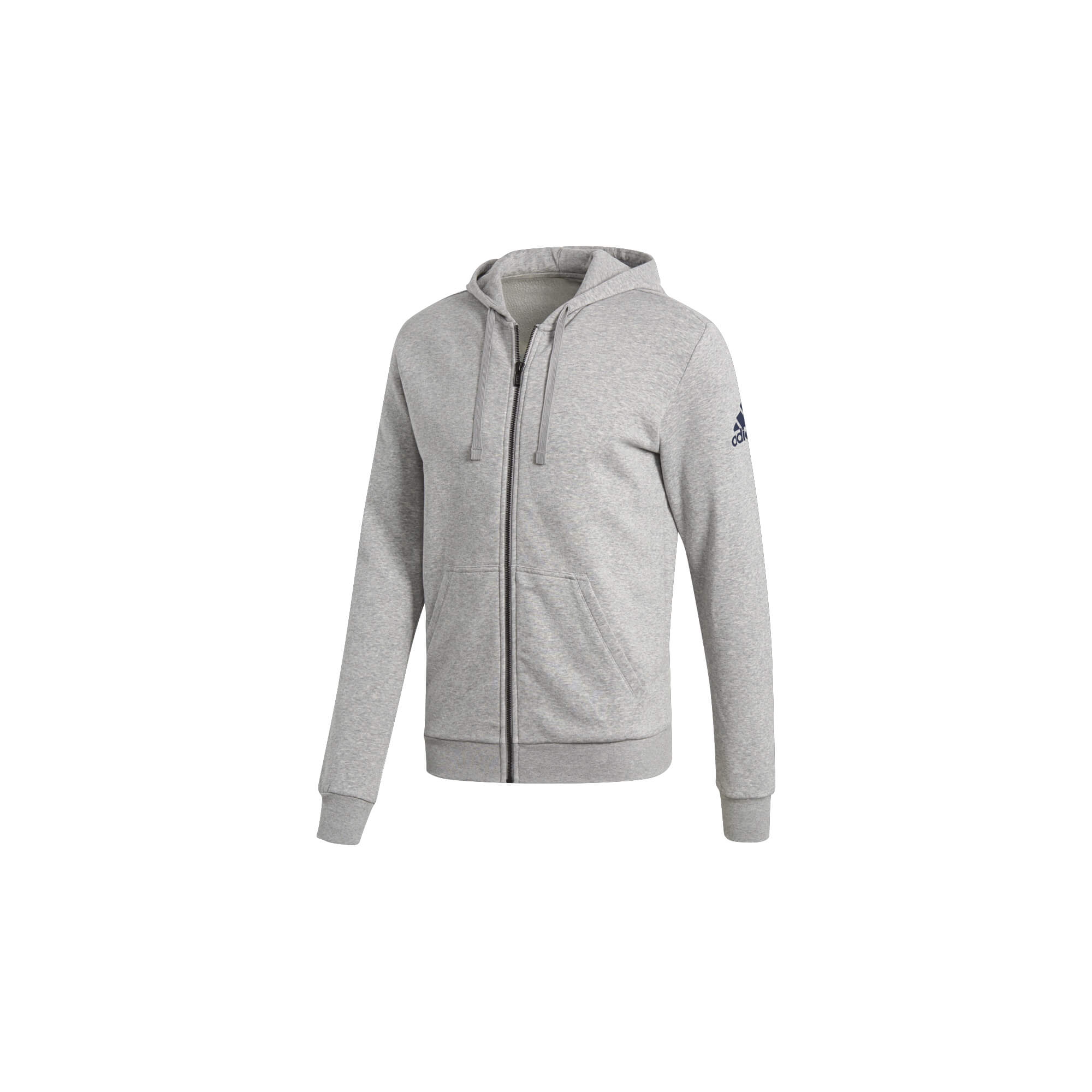 adidas Essentials Base Full-Zip Hood, vel. M
